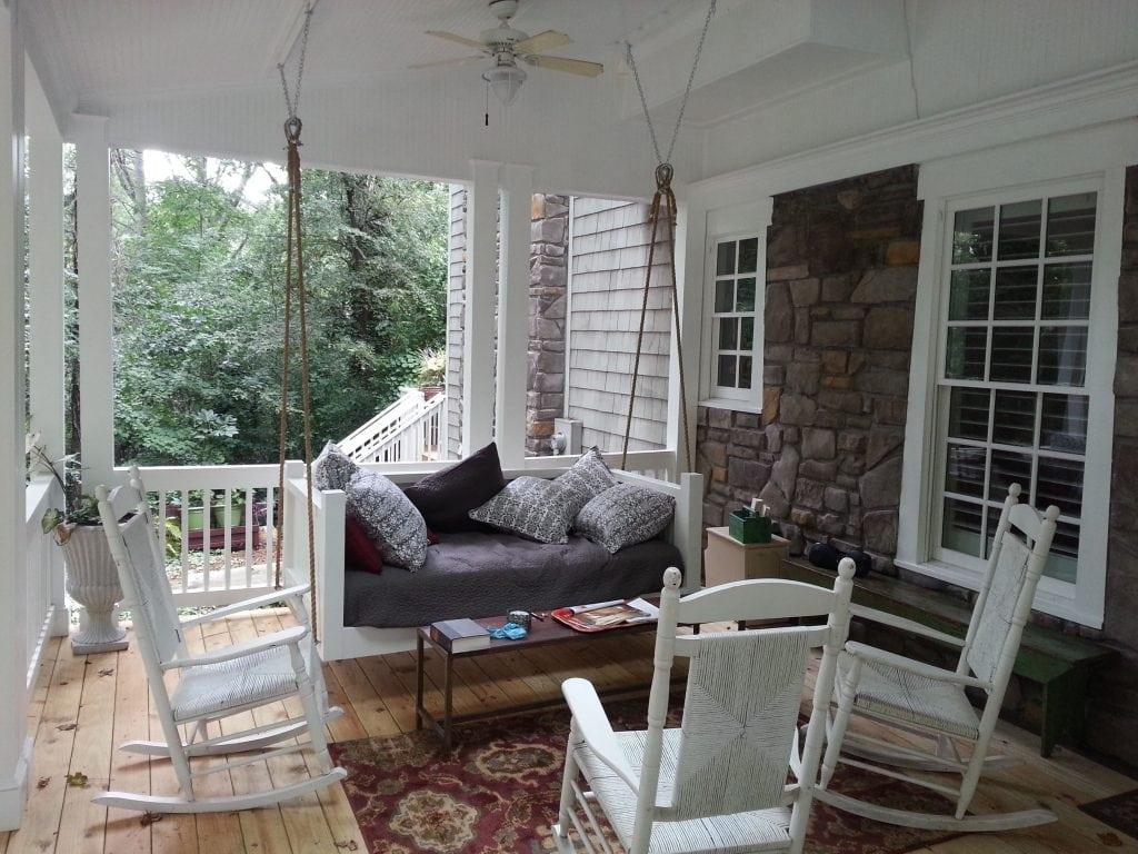 Custom Porch Decatur