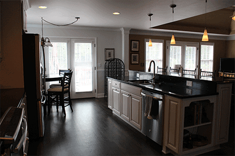 Gourmet Kitchen Atlanta remodel