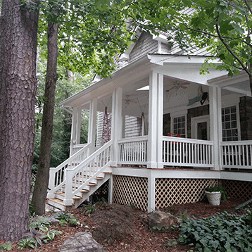 Decatur Porch Addition
